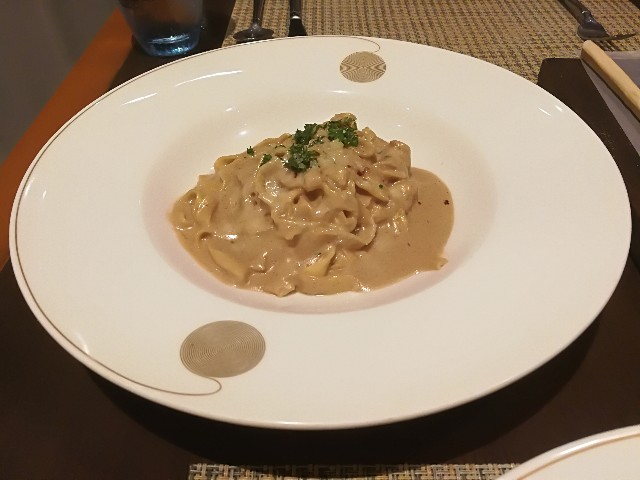 セブ島シャングリラマクタンのイタリアンレストラン