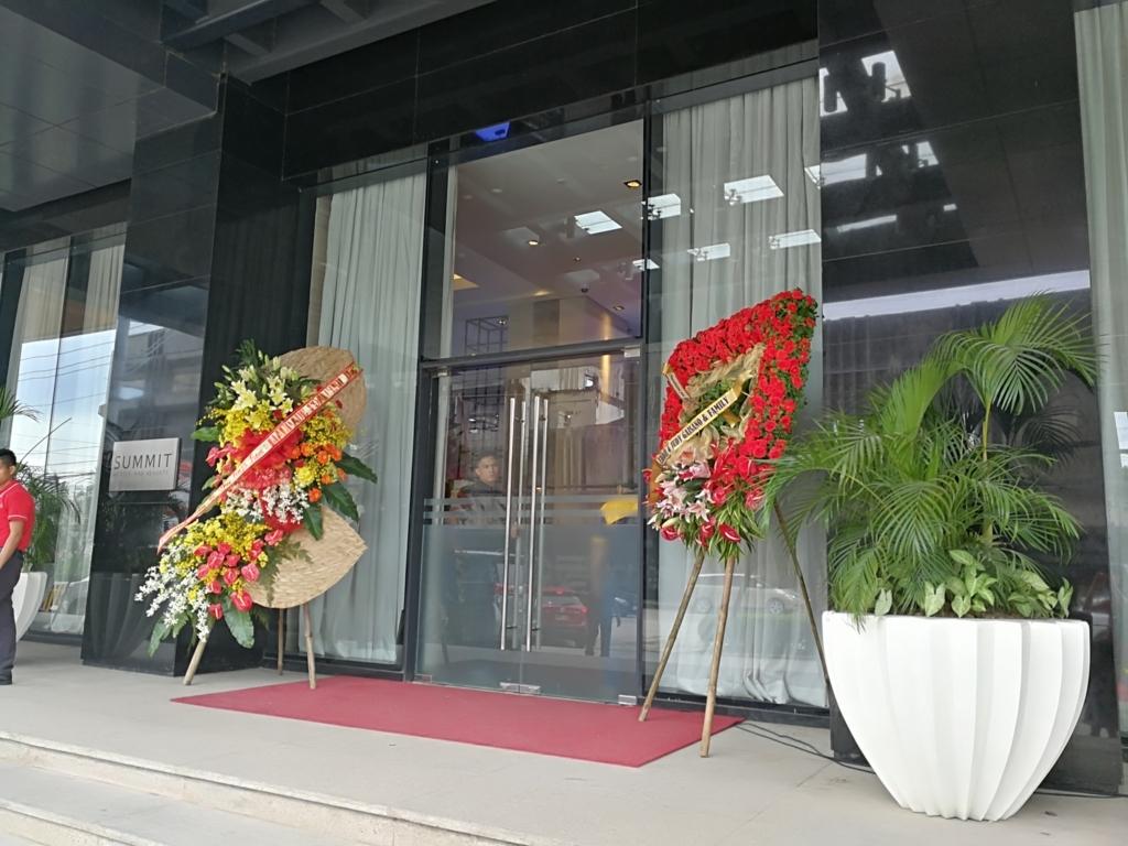 f:フィリピン・セブ島サミットギャレリアホテル