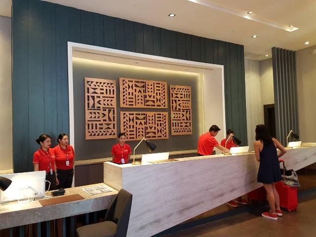 フィリピン・セブ島サミットギャレリアホテル