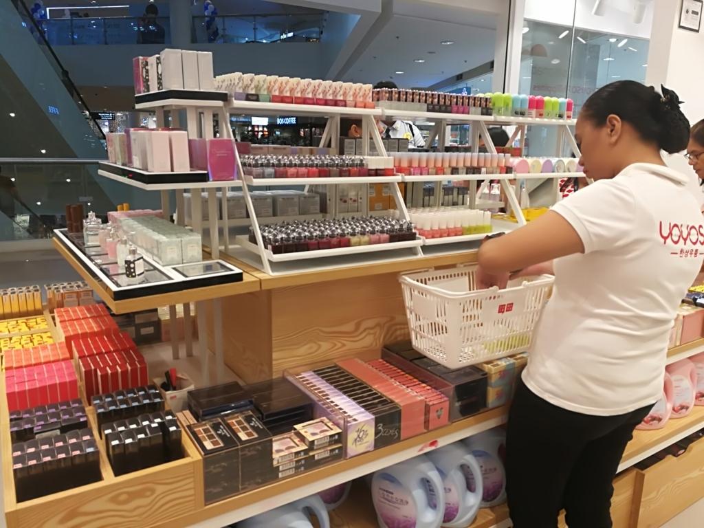 フィリピン・セブ島のプチプラ韓国雑貨YOYOSO
