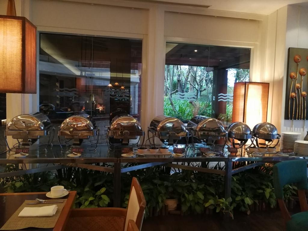 フィリピン・セブ島シャングリラマクタンの朝食ブッフェ