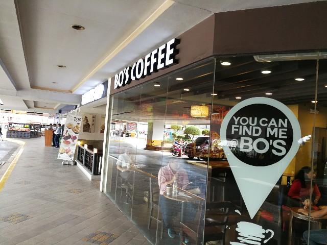 フィリピン・セブ島JセンターのCAFE ICE TOP