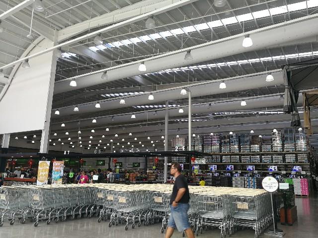 フィリピン・セブ島会員制スーパーのLANDERS