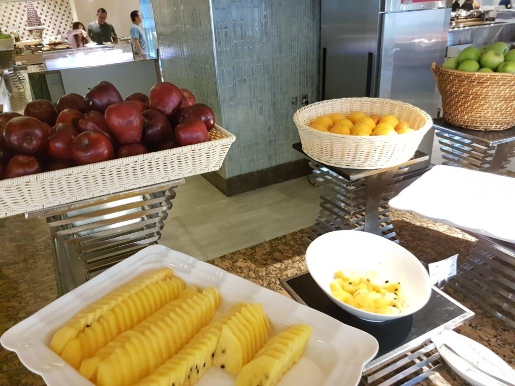 フィリピン・セブ島のバイホテルbai Hotelの朝食