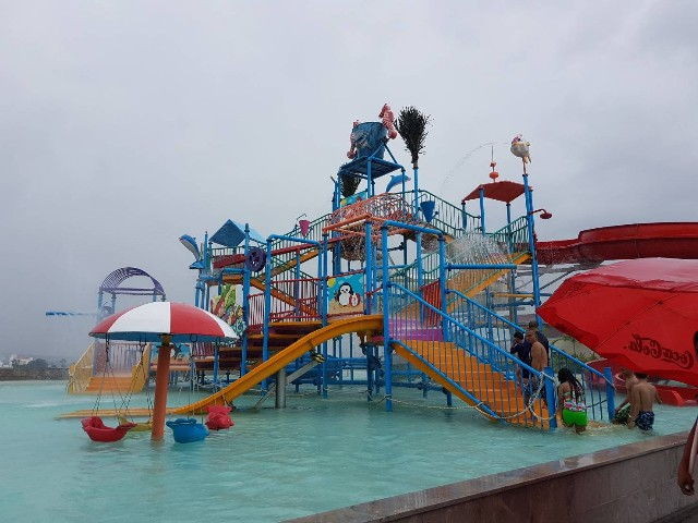 フィリピン・セブ島Sky Water Parkのディナーショー