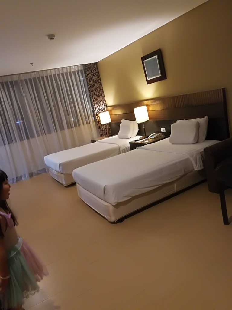 フィリピン・セブ島のSummit Circle Hotelサミットサークルホテル