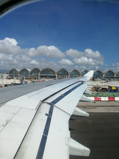 フィリピン・セブ島の新しい空港