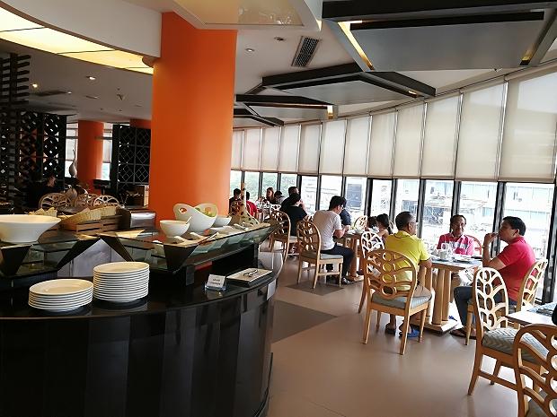 フィリピン・セブ島のサミットサークルホテル