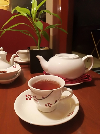 フィリピン・セブ島シャングリラマクタンの中華TeaofSpring