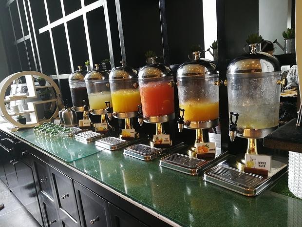 フィリピン・セブ島モーベンピックホテルの朝食