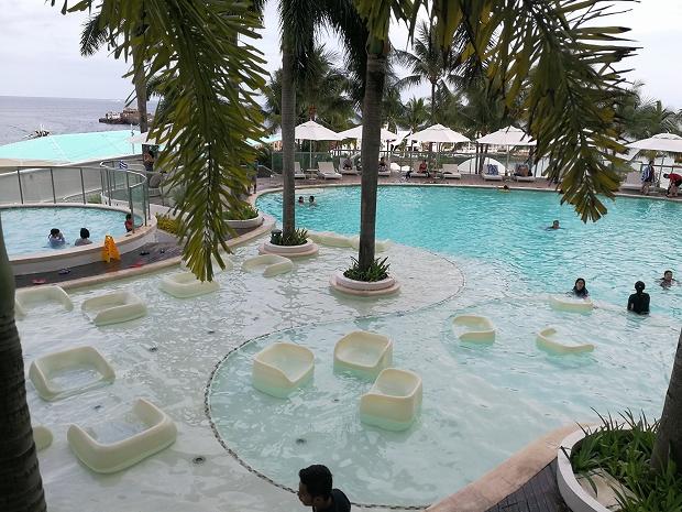 フィリピン・セブ島のモーベンピックホテル