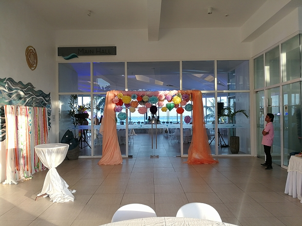 フィリピン・セブ島で結婚披露宴
