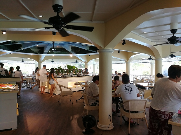 フィリピン・セブ島プランテーションベイの朝ごはん
