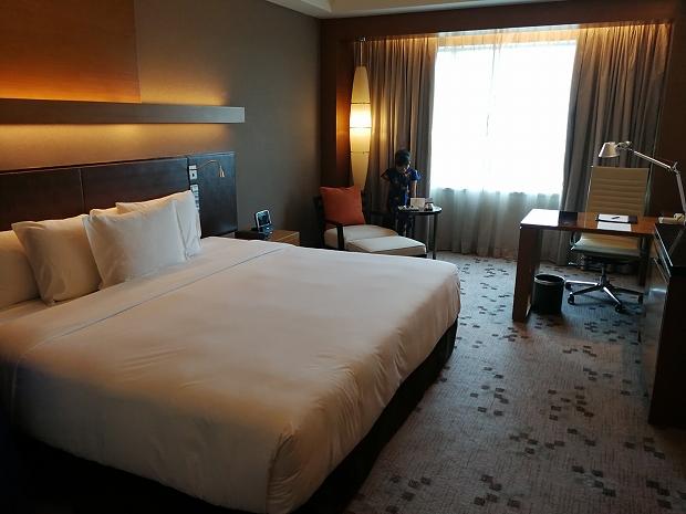 フィリピン・セブ島のホテル「ラディソンブル」