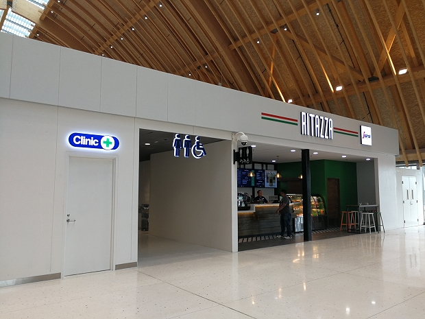 フィリピン・セブ島の新マクタン・セブ国際空港