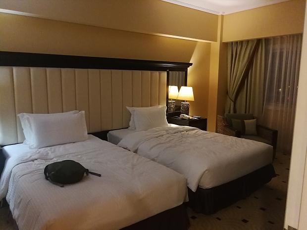 フィリピン・セブ島5スターJPARKホテル