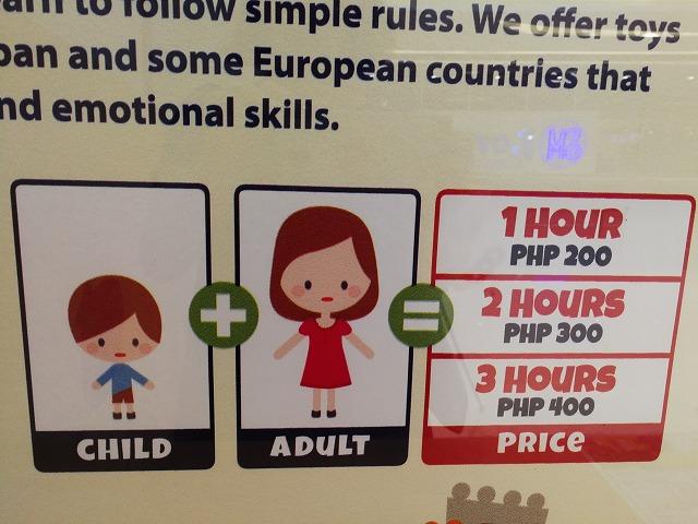 フィリピン・セブ島ショッピングモールのSMシーサイド