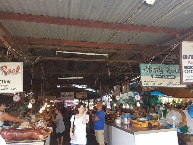 フィリピン・セブ島南部の町カルカル